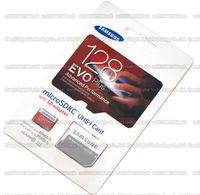 Wholesale Micro Sd Card Brand 32gb - 16GB 32GB 64GB 128GB Samsung EVO+ Plus micro sd card Class10 smartphone TF card C10 Tablet PC Storage card 80MB S