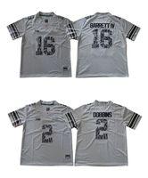 Wholesale Iv S - 2 J.K. Dobbins 16 J.T. Barrett IV Jersey Carbon Mens Ohio State Buckeyes Stitched College Football Limited Jerseys S-3XL