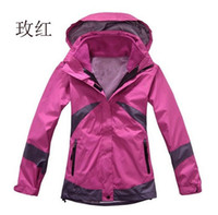 Active outdoor jacket manufacturers - Ms explosion models manufacturers Jackets waterproof outdoor climbing warm piece ski suit outdoor sports and leisure warm jacket