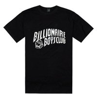 Wholesale Male Boys Clothes - BILLIONAIRE BOYS CLUB BBC tees and tops for men summer o-neck hip hop t-shirt male blouse shirt short sleeve hiphop men clothes free shippin