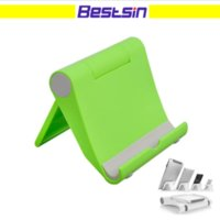 Wholesale tablet ipad pink - Colorful portable Universal Desktop Foldable Adjustable Angle Stand Holder For Samsung iphone Tablet smart phone Ipad