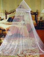 Wholesale New Graceful Beatiful Elegant Netting Bed Canopy Mosquito Net Sleepin