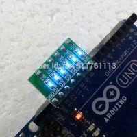 Wholesale Arduino Uno Breadboard - Rapid Prototyping LED Breadboard for Arduino UNO MEGA2560 MEGA NANO PRO MINI MCU LoL Shiel raspberry pi Atmega328 ATMEGA16U2