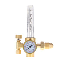 Wholesale Carbon Dioxide CO2 Argon Pressure Reducer Mig Tig Flow Meter Control Valve Regulator for Gauge Welding Weld Gas