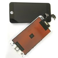 pièces iphone6 achat en gros de-Écran LCD d'origine pour iPhone6 iPhone6 plus Écran Tactile Digitizer Assemblée Complète Pièces De Rechange DHL Livraison Gratuite