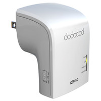 Wholesale dodocool AC750 Dual Band Wireless Wi Fi AP Repeater Router Simultaneous GHz Mbps and GHz Mbps DC24EU