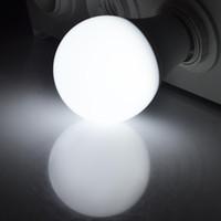ingrosso la migliore qualità ha condotto le lampadine-Alta qualità di trasporto libero Luminoso eccellente Migliori luci LED a risparmio energetico 110V 220V E27 Base 3W 5W 7W 9W 12W LED Lampadine Globe Light