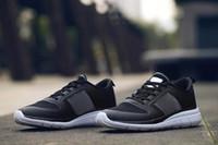 Wholesale Sg Black - [With Box] Drop Shipping 2016 Originals Neo X Lite TM SG W Selena Gomez Black White Womens Mens Sports Running Shoes For Men Sports 36--44