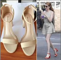 Wholesale Ladies Low Shoes Open - Women's High heels Genuine Leather Oxford Shoes For Women Flats Shoes Woman Moccasins Ballet Flats Ladies Shoes Zapatos