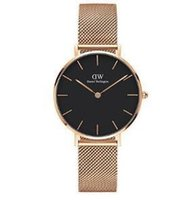 Wholesale Tungsten Rose Gold Women - 2017 top luxury brand Daniel women men Wellington's fashion dw stainless steel strap style 40mm rose gold mens watches with gift box WD