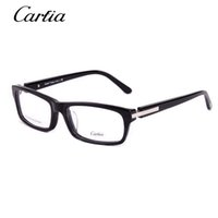 Wholesale new eyeglass frames for men - CA5231 carfia eyeglass frames 56mm designer eyeglass frames 2017 new arrival plank optical glasses women men frames for glasses freeshipping