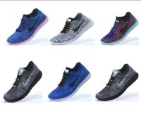 Wholesale Narrow Men Shoes - Newest High Quality Women Men Air FLYNIT 5.0 RACER Running Shoes Barefoot Free Run Sports Sneakers Trainers Size 36-45