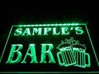 Wholesale Personalized Neon Light Sign - DZ028- Name Personalized Custom Home Bar Beer Mugs Cheers LED Neon Light Sign mug ceramic