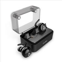ingrosso vendita di scatole musicali-Sillaba D900 mini auricolare Bluetooth senza fili Sport musica auricolare Migliore qualità con scatola di caricabatterie Power vendita calda