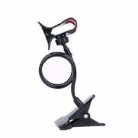 black mobile device - Universal Cell Phone Holder Clip cell Phone Holder Lazy Bracket Flexible Long Arms for iPhone GPS Devices Fit on Desktop Bed Mobile Stan