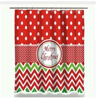 Wholesale Christmas Shower Curtains Online