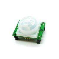 Wholesale Switching Transducer - HC-SR501 HCSR501 SR501 human infrared sensor module Pyroelectric infrared sensor imports probe 1PCS Wholesale