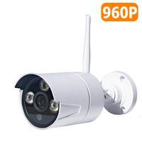 Wholesale Night Mode Camera - H213W5A 960P Bullet IP Camera outdoor Waterproof IP66 ONVIF P2P camera Wireless AP mode IR Night Vision Security CCTV Camera ann