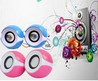 Wholesale Sound Speaker Mp3 Usb Notebook - Mini Speakers The petals of USB2.0 mini speaker Gayle sound Notebook for subwoofer Advanced neodymium iron boron magnet