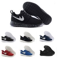 Original London Olympic Designated Running Shoes Mulheres e Homens preto branco Respirável Casual Shoes Cheap Online Sales