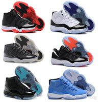 Wholesale Christmas Countdown - New Shoes 11 men basketball shoes 72-10 space countdown pack infrared 23 concord legend blue gamma black sport boot sneaker