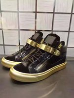 Wholesale Original Items - Sporting walking casual shoes unisex item import velutum and genuine leather vamp inside original metals TPU special smell gold tread