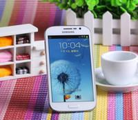 3g 8g toptan satış-Orijinal LCD Samsung GALAXY Grand DUOS I9082 Ile 5.0 Inç Ekran Çift Çekirdekli 8G ROM 3G WCDMA Unlocked Yenilenmiş Telefonları