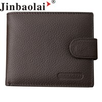 Wholesale Receipt Organizer - Wholesale-New brand 2015 Fashion Men Leather Card Cash Receipt Holder Organizer Bifold Wallet Purse