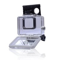 Wholesale 45M Waterproof Case Cover Housing Case for Go Pro Gopro Hero Sport Camera with Black Edition