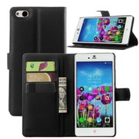 Wholesale Cases For L3 - PU Leather Case for ZTE Blade X3 X5 X9 A460 L3 V7 V6 Nubia Z9 Mini Z9 Max Cover Wallet Style Flip Cover