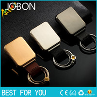 Wholesale electronic presents for sale - Group buy New hot Jobon the USB charging electronic lighters windproof ultra thin metal creative individuality present key men and women