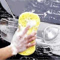 Wholesale Sponge Magic 11 - Wholesale- 23 * 11 cm Vacuum compressed sponge Car wash sponge magic car cleaning Vacuum sponge Cleaning Accessories