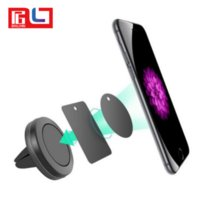 Wholesale vent free - Universal Air Vent Magnetic Car Mount for iPhone and Samsung Easier Safer Driving Cell Phone Holders Magnets Bracket Free Shipping