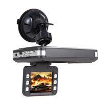 Wholesale Visions Tv - car dvd Dual Language Car Detector Radar Laser Radar Detector Car Camera DVR Dash Cam Video Recorder Night Vision Motion Detection
