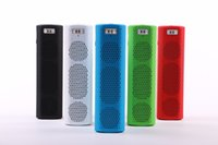 Wholesale Mini Speakers For Pillow - Newest X6 Pillow Bluetooth speaker outdoor bicycle stereo portable wireless mobile phone mini speaker For Samsung For iPhone