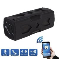 Wholesale Pt Audio - PT-390 Wireless Bluetooth V4.0 Speaker NFC Speaker IPX4 Waterproof Sports Speaker Dustproof Anti-scratchf High Temperature Resistant Speaker