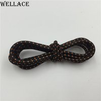 Wholesale checkered skate shoes - Wellace elastic laces for kids shoes no tie shoelaces Rubber Shoe strings latchet Running Jogging Sports Skate bootlaces 120cm 47''