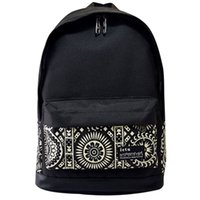Wholesale Womens Backpack Fashion Bags Canvas - 4 Styles Hot Sale Womens Men Casual Girl School Backpack Fashion Canvas Double Shoulder Bag Rucksack Outdoor Travel Bags
