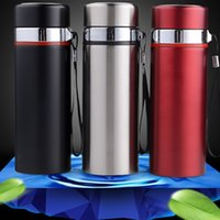 Wholesale Thermo Bottles Wholesale - Stainless Steel Water Bottle Insulated Vacuum Bottle High Luminance Water Bottle 500ml Creative Thermo