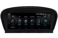 dvd gps bluetooth usb sd al por mayor-Car DVD Player Navegación GPS para BMW Serie 5 E60 E61 E63 E64 M5 con Bluetooth SD USB AUX Mapa Video Navigator Multimedia