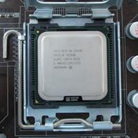 intel i7 1156 großhandel-Intel Xeon E5405 Quad-Core-CPU 2,0 GHz 12 MB SLAP2- und SLBBP-Prozessor Funktioniert auf dem LGA 775-Motherboard