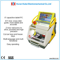 Wholesale world widely used professional SEC E9 Fully automatic key cutting machine with free update for lifelong