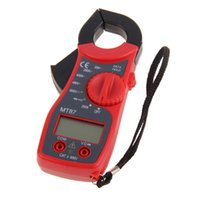 Mini Digital LCD Clamp Multimeter Voltmeter Amperemeter Ohmmeter Volt Tester multiteste Volt Watt-Power-Meter elektronische Multimeter, um $ 18NO