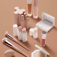 Wholesale whitening lip gloss - 2017 factory direct! New items,good quality highlights Matte Makeup Lip Gloss Make Up with free shiping DHL