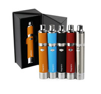 Magneto Kit Wax Pen E Kits de cigarrillos con Magneto Connection 1100mAh Battery actualizado de Evolve Plus Vape Ceramic Coils E Cig