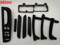 Wholesale passat interior - 9pcs black For Volkswagen Passat B5 inner door handle   handle interior   inside handle