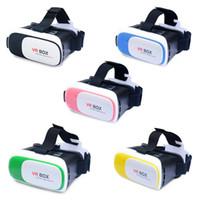 vr rift großhandel-VR-BOX-Version der VRY-WYJ-VR-Version VR-Virtual-Reality-Brille Riss Google-Karton 3D-Film für 3,5