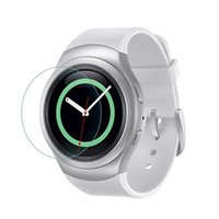 Wholesale Galaxy S3 Watch - For Samsung Gear S3 Tempered Glass Ultra-thin For Samsung Gear S2 Classic Watch Film 9H Screen Protector