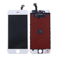 Wholesale Iphone Digitizer Pcs - Grade AAA+ For 10 pcs iPhone 6 LCD Display Touch Screen Digitizer Assembly With Frame Repair Replacement For iPhone 6
