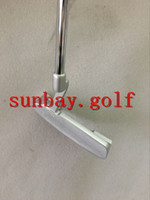 Wholesale Left Handed Golf Putters - 2017 Left Hand Golf NP2 PUTTER 33 34 35 INCH SHAFT LENGHT WITH HEAD COVER GOLF New port 2.0 PUTTER CLUBS